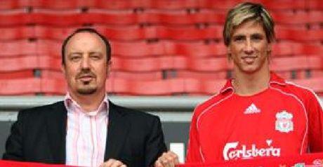 Torres: Won't score any goals