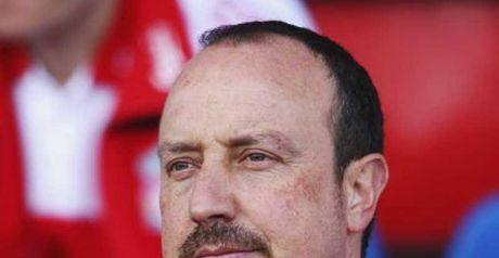 Benitez: Bemused by penalty