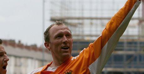 Morrell: Scored Bury's third