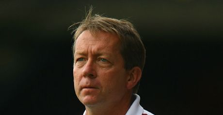 Curbishley: Under fire