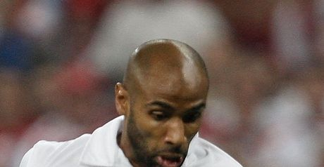 Kanoute: On the mark