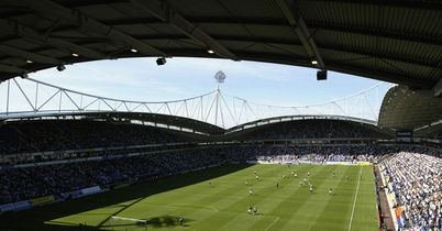 Reebok Stadium: Hosts Stoke on first day