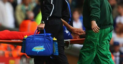 Borja: Injured while at Birmingham