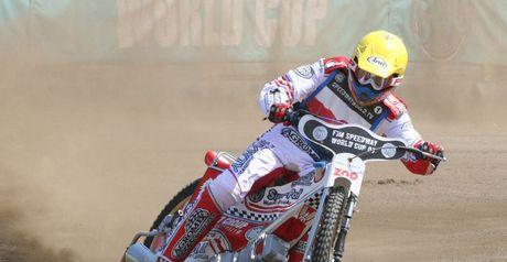 Krzysztof Kasprzak: Back with Coventry
