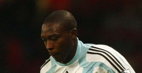 Ameobi: Hamstring injury