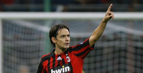 Inzaghi: Celebrates second
