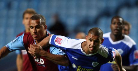 Agbonlahor and Kisnorbo tussle