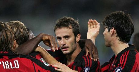 Gilardino: Early double