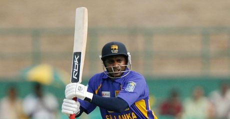 Jayasuriya: crowd-pleasing style