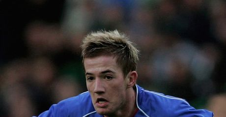 McCormack: Released by Rangers