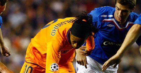 Ronaldinho: No way through