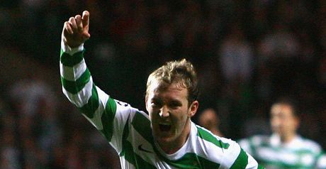 McGeady: Scored winner