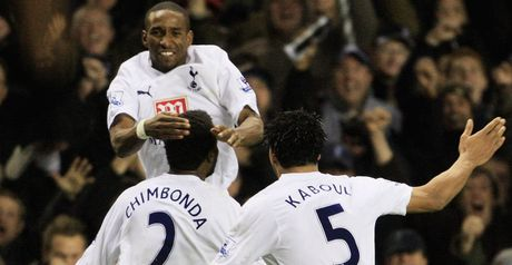 Defoe: Spurs hero
