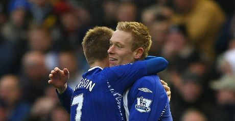 Forssell: Blues goal