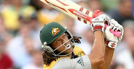 Symonds: Big hitter