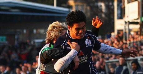 Lemi: Bristol try scorer
