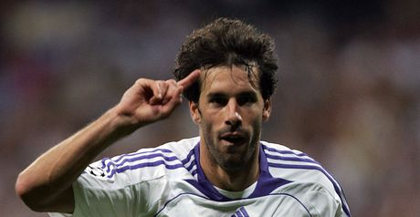 van Nistelrooy: Seven goals this season