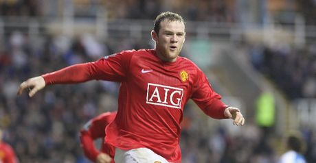 Rooney: Opened the scoring