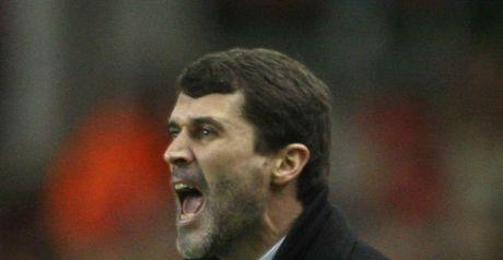 Keane: Backing respect