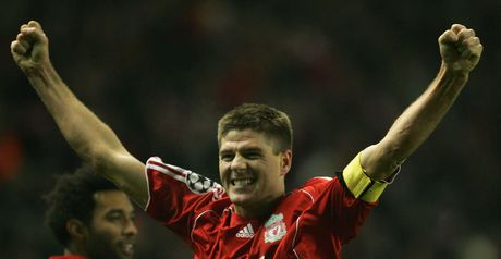 Gerrard: Sealed the triumph