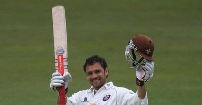Ramprakash: 99th first-class century at Hove