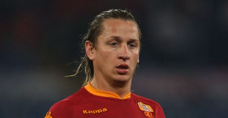 Mexes: Happy at Roma