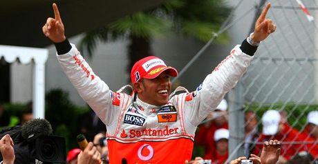 Hamilton: stronger