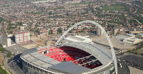 Wembley: League Two play-off final venue