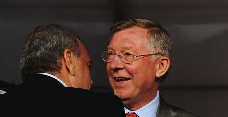 Ferguson: Delighted