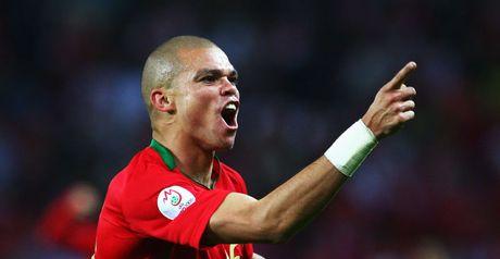 Pepe: Stunning strike