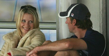 Jane and Glenn McGrath: Worked tirelessly