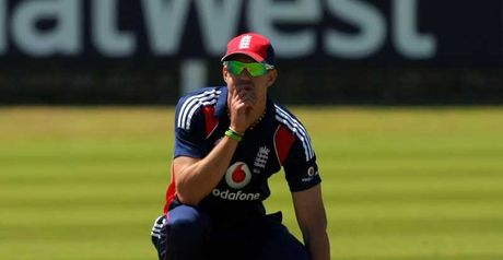 Kevin Pietersen: Beaten on his debut as skipper