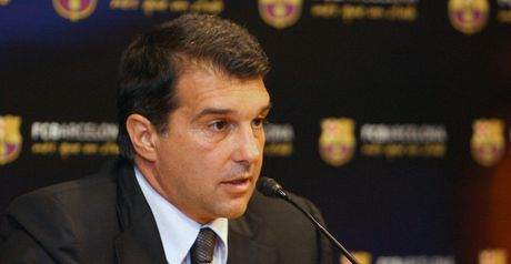 Laporta: Saddened and disappointed