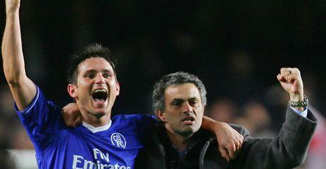 Lampard: Inter target