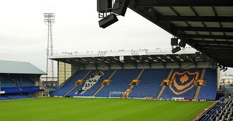 Fratton Park: Won't host WC