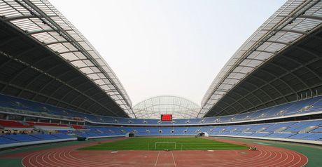 Shenyang: Capacity of 60,000.