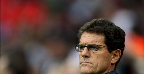 Capello: Late draw