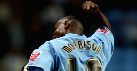 Morrison: Goal scorer