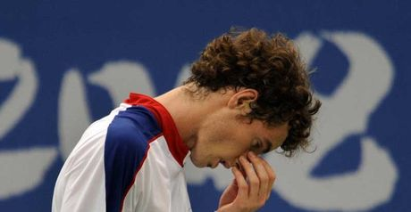 Murray: Shock defeat