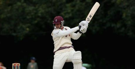 De Bruyn: led Somerset to first win
