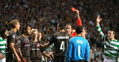 Beauchamp: Red card mix-up