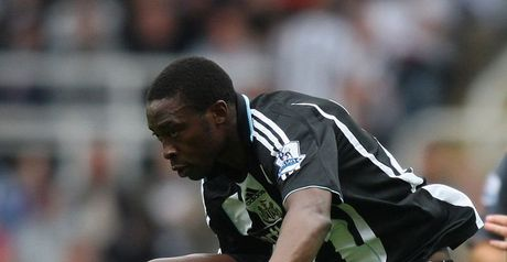 Ameobi: Has part to play at Newcastle