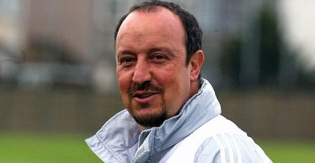 Benitez: Still missing