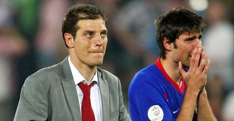 Slaven Bilic: The Croatia coach is spurred on by the pain of losing in Euro 2008