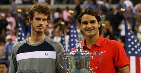 Murray: Defeated by Federer