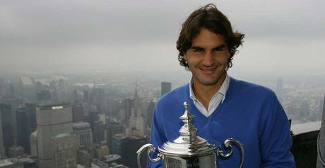 Federer: Great spirits