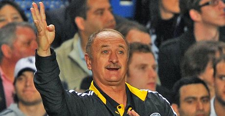 Scolari: Happy with verdict