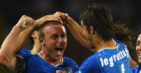 De Rossi: Match-winner