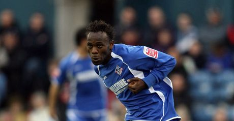 Kalala: Out of favour at Oldham