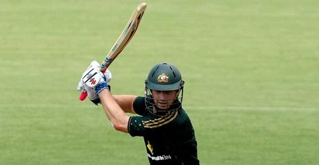 Marsh: third half-century in seven ODIs